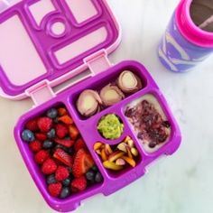 Rainbow Bento Lunch for Kids - EatingWell.com
