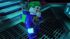 Sixty New LEGO Batman 3: Beyond Gotham Screenshots | Entertainment Buddha Lego Batman Beyond Gotham, Lego Batman 3, Lego Dc, Playstation Portable, Playstation Games, Birthday Party Themes, Video Game, Joker