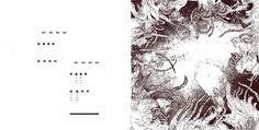 """OLD MAN GLOOM """"NO"""" Album Art by Aaron Turner"""