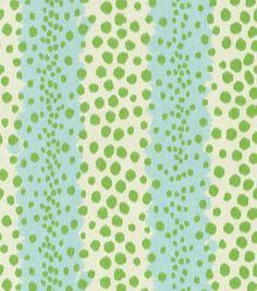 Home Decor Upholstery Fabric-Waverly Spot On / Mint Julep & home decor fabric at Joann.com
