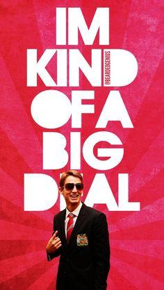 """Adnan Januzaj """"IM KIND OF A BIG DEAL"""""""