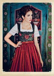 thatbohemiangirl  My Bohemian Style Traditional dirndl by designer Lena  Hoschek (source  dirndlmag. f378349b1a
