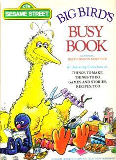 Big Bird's Busy Book