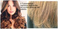 3 tratamientos capilares para evitar la orzuela o puntas abiertas del cabello   Belleza