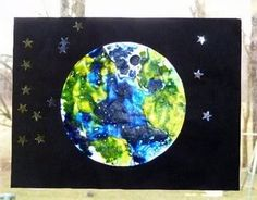 space art projects for kids - Google Search