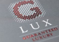 G-Lux showroom fit out in Richmond and Visual Identity by Studio Equator