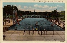 Mineral Springs Swimming Pool