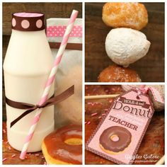 Teacher Appreciation Gifts: 'Donut' You Know You're a Great Teacher Free Printable