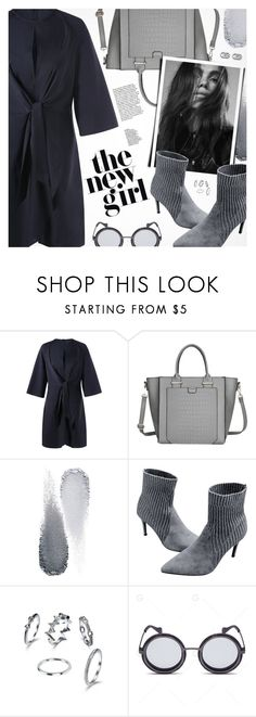 """""""Street Style"""" by pokadoll ❤ liked on Polyvore featuring Clé de Peau Beauté and Gucci"""