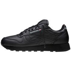85951e7a942d4 Reebok Shoes Men s Classic Leather in Black Gum Size 11.5 - Lifestyle Shoes
