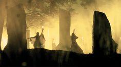 pictures of druids dancing at craig na dun | craigh na dun