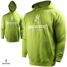 Browning Distressed Fleece Hoodie (L) - Dk Citron/White L Dk, Hunting Jackets, Browning, Fleece Hoodie, Hoodies, Sweatshirts, Sweaters, Fashion, Pullover