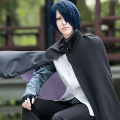 THE BEST ADULT SASUKE COSPLAY I HAVE EVER SEEN