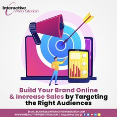 Your Brand is a story unfolding across all customer touch points. Let our Brand Strategy, help your Business Strategy. Call Today : +917874 616763, +91 99786 10744. Visit us on www.interactivewebstation.com #webdesign #websites #iws #interactivewebstation #vadodara #callnow #bestdesigns #digitalmarketing #visitus #brandbuilding #ideation #promotion #brand #marketing #webstation #thinkglobalgodigital Best Seo Company, Seo Agency, Search Engine Marketing, Brand Building, Build Your Brand, Search Engine Optimization, Tech Logos, Ems, Digital Marketing