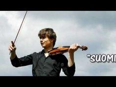 "Alexander Rybak - ""SUOMI"" Finland, Itunes, Fandoms, Album, Songs, My Love, Music, Youtube, Musica"