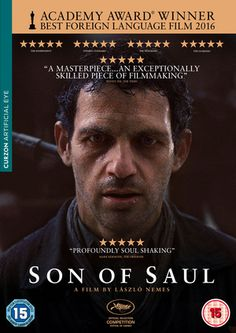 Critically acclaimed and the winner of countless awards across the world, 'Son of Saul' is a disquieting portrait of the Holocaust through a harrowingly original narrative, one single prisoner's view.
