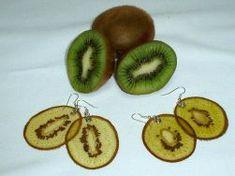 Hand Made Jewellery - made from Kiwi Fruit
