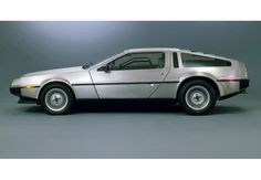 Delorean DMC-12 (1981-1982) True visionaries don't often succeed in the car business, and former GM designer John Delorean was certainly no exception. But with the stainless-steel, gull-winged DMC, the man who dreamed up the GTO in 1964 managed to set a new benchmark for cool cars for the second time in his career.