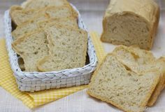 Pan estilo chapata en panificadora Kitchen Dishes, Bread Recipes, Bakery, Homemade, Nachos, Food, Breads, Pasta, Bread Machine Recipes