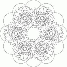 Printable Designs Coloring Pages