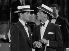 Dean Martin and Jerry Lewis