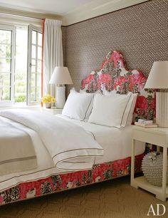 Guest Bedroom - Interior decorator Christopher Maya