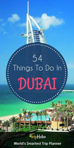 Plan Your Trip To Dubai With List Of Things To Do From TripHobo