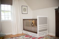 DIY Upholstered Crib