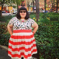 37bb589f86909 Margarita of Fat on Film Fat Girl Fashion