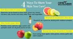 Caring for your skin will not only raise your confidence level but additionally your health and well being!