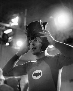 Adam West Batman, Batman 1966, Im Batman, Batman Robin, Superman, Real Batman, Batman Pictures, Batman Tv Show, Dark Knight