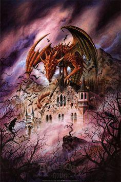 Fantasy Wizards | Fantasy: Castles, Dragons, and Wizards
