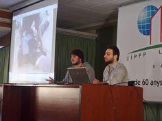Mohamad i Zaher han realitzat una xerrada en el nostre centre  per CONSCIENCIAR I SENSIBILITZAR DEL PROBLEMA DELS REFUGIATS a...