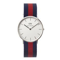 I want this watch so baddd!! daniel wellington Classic Oxford Lady