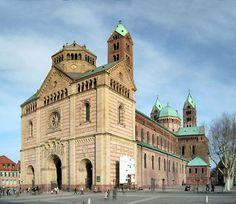 Dom von Speyer (Germany)- 1010-1022