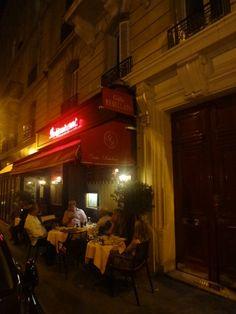Giulio Rebellato, restaurant italien 75016, rue de la pompe, Passy People