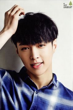 LAY // 2015 Season's Greetings official photocard