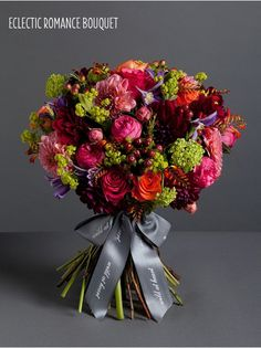 Beautiful bouquets in Wild at Heart's Valentine's Day 2014 Collection | Flowerona
