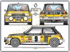 Renault R5turbo