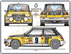 Renault R5turbo