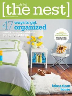 the nest spring 2013 a digital home decor magazine