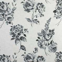 Home Decor Fabric - P.T. Prestigious - Showstopper - Charcoal