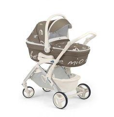 Cam Kinderwagen Fluido Amore Mio brown by CAMSPA Italy für Baby und Kind, Typo Style