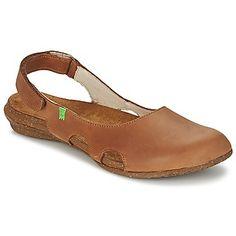 Sandaalit ja avokkaat El Naturalista WAKATAUA Brown 101.00 €