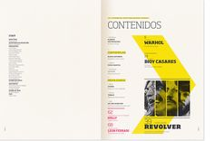 Revista Dale on Behance