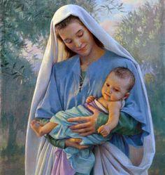 Consagramos nuestro día a la protección amorosa de María.