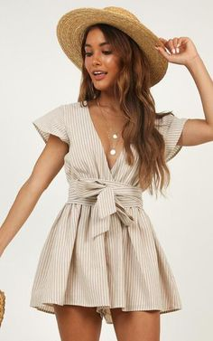 Cute Summer Outfits, Spring Outfits, Trendy Outfits, Fashion Outfits, Summer Dresses, Beach Outfits, Vest Outfits, Cute Dresses, Casual Dresses
