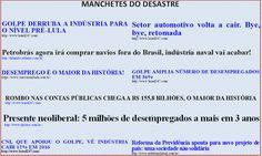 """Além d'Arena: Tributo aos idiotas do """"Fora Dilma!"""" XIV"""
