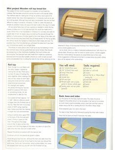 how to: miniature roll-top bread bin/box