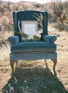 Rustic desert inspiration by Loblee Photography. Source: Magnolia Rouge #rustic #weddingdecor